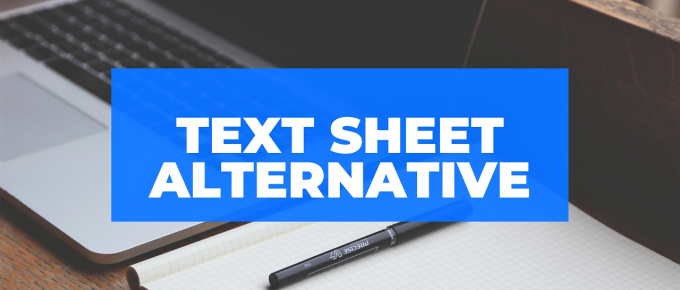 best 9 textsheet alternative digilatest
