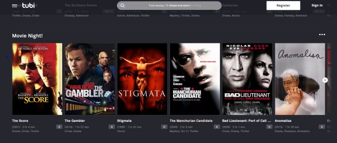 tubi tv alternative to viooz