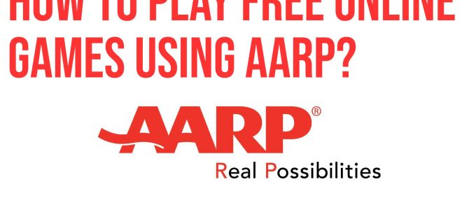 How To Play Free Online Games Using AARP